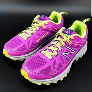 New Balanced Trail Running Shoe